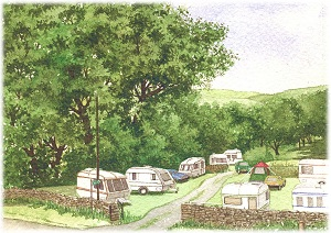The Campsite at Newby End Farm