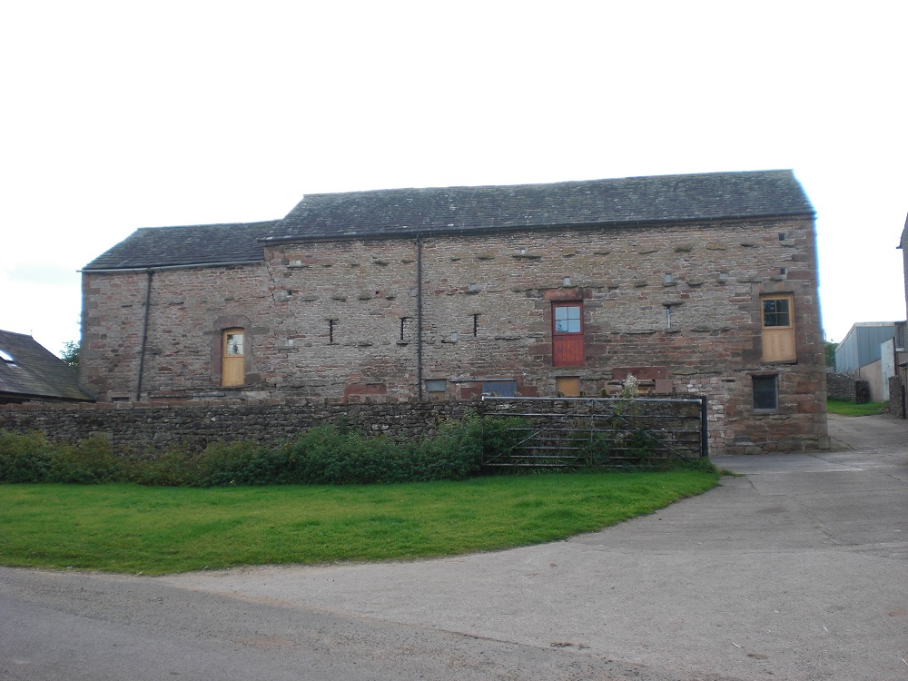 The Great Barn - North side