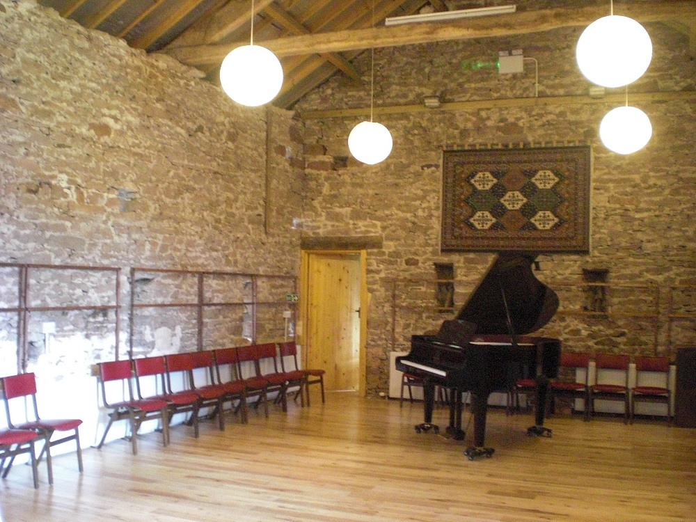 The Great Barn - Inside